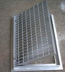 沟盖板/水沟盖板/地沟篦子/镀锌沟盖板/鸣銮钢格板厂