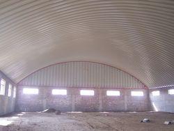 体育场拱型屋顶0311-89683456