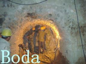 隧道岩石挖掘、地下矿井的挖掘与延伸设备-液压岩石劈裂机