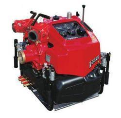 日本东发VE1500手抬机动消防泵微型消防车消防泵