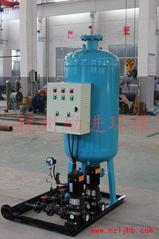 稳压补水装置选型