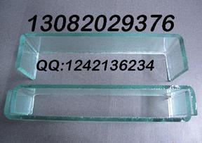 U型玻璃生产