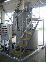 PY2-3000上下式絮凝剂制备装置