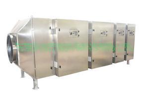 工业废气净化设备 UV光解有机废气处理