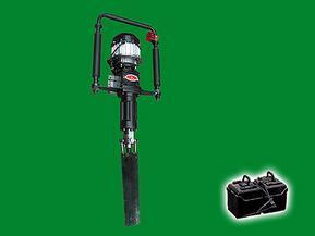 绿节牌环保节能便携式电动挖树机_起树机_移栽机