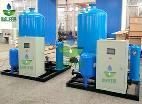 定压补水脱气装置原理