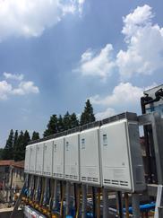 工厂燃气热水锅炉