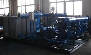 汽--水换热机组