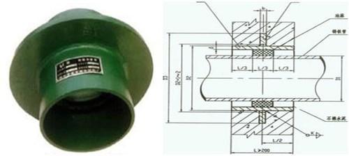 C型刚性防水套管