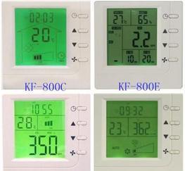 KF-800E新风控制器可检测VOC气体