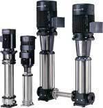 CR,CRN高压型-多级离心泵