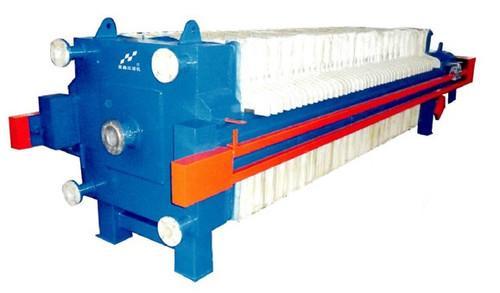 1000型全自动隔膜板厢式压滤机