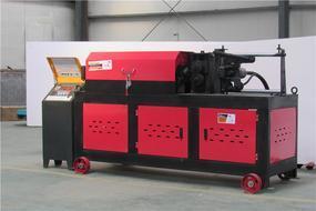 山东钢筋调直机厂家  钢筋调直机价格 钢筋拉直机