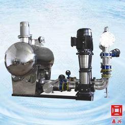 全自动无负压管网直联式供水设备