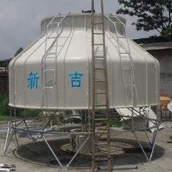 新吉优质圆形冷却塔