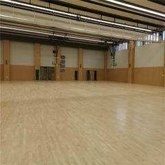 22mm厚體育場館運動木地板的性能及特點