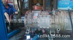 苏州大金冷水机维修保养、大金螺杆机维修