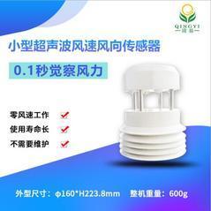 清易QYCG-23 小型超声波风速风向传感器--易风