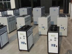 天津市安亿达反应釜专用冷水机
