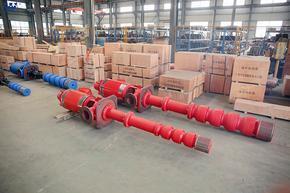 XBD干式长轴消防泵电动深井消防泵轴流深井消防泵立式消防泵消防长轴泵