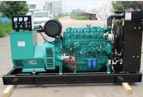 康明斯30kw无刷柴油机发电机组可加配静音自动化