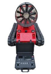 硅兔智能排烟救援机器人