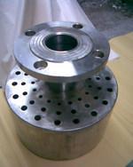 浸没式汽水混合加热器FZHX涡漩式蒸汽消音加热器