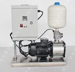 恒压变频供水设备原理