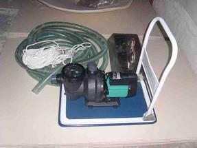 泳池水处理设备泳池循环水处理设备吸污机L