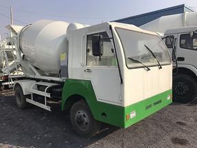 小型混凝土改装搅拌罐车 车载水泥运输搅拌罐车现货可定制