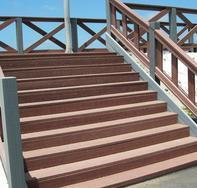 供应塑木阶梯