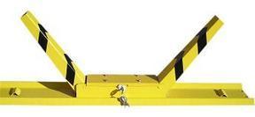 K型车位锁/O型车位锁/X型遥控车位锁