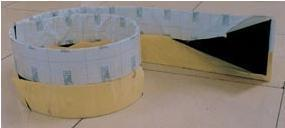 QY-GB型钢板腻子止水带