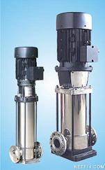 JGGC-N立式多级不锈钢泵