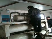 大金冷水机组维修、保养