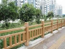 仿木,仿木护栏,仿木栏杆,护栏,栏杆