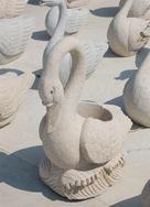 花盆动物雕刻景观石 GGV270
