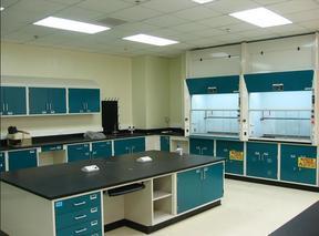 桂林实验室台桌,柳州实验室彩钢板装修,桂林实验室彩钢板安装