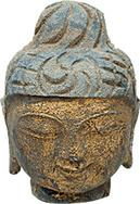 大理石观音头部雕像MGP161