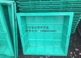 重庆smc草坪复合井盖厂家