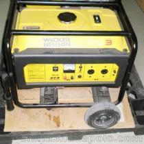 进口德国制造MG3/MG5发电机-威克诺森应急供电电源