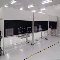 厂家定制洁净工作台提供局部净化操作空间