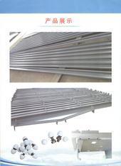 玻璃鋼防腐檁條熱熔樹脂防腐工程防腐檁條