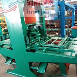 全自动数控垫块机 大型混凝土垫块机