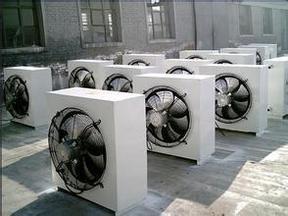 4GS,5GS,7GS,8GS型热水暖风机