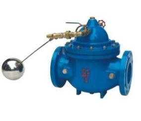 100X遥控浮球阀|水力控制阀|不锈钢水力控制阀