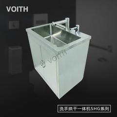 深圳实验室制药厂洁净车间不锈钢洗手槽消毒烘干一体机