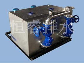 双泵外置污水排放设备