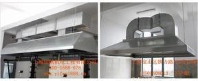 排风排烟系统集气罩设备的应用与安装事项