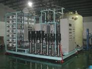 微电子工业用超纯水设备 (高纯水设备)
